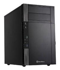 SilverStone SST-PS07B + 第7世代 Intel Core i5搭載マイクロATXタワー型静音パソコン