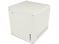 Abee acubic CS01 + ��6���� Intel Core i3���� mini-ITX�L���[�u�^���p�\�R��