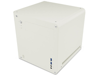 Abee acubic CS01 + 第7世代 Intel Core i3搭載 mini-ITXキューブ型静音パソコン