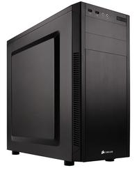 Intel 第8/9世代 + CORSAIR 100R Silent ATXタワー型、静音パソコン